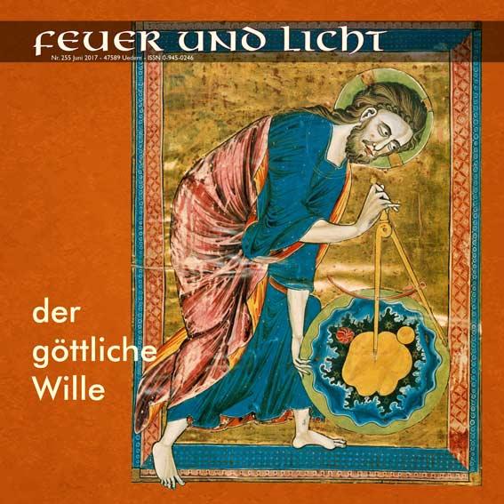 Titelbild der göttliche Wille